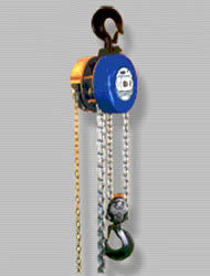 Triple Super Gear Chain Pulley Block